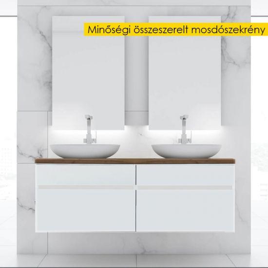 Fürdőszoba bútor : Dupla...